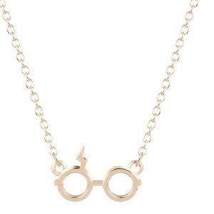 Harry Potter Glasses Pendant Necklace